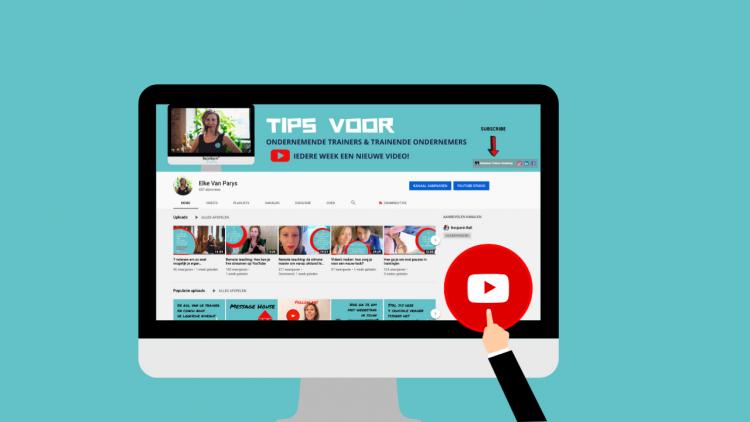 Webinar YouTube