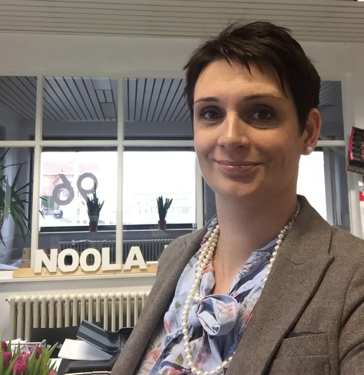 Nadja Lobelle van Noola